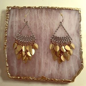 NWOT Club Monaco Statement Earrings